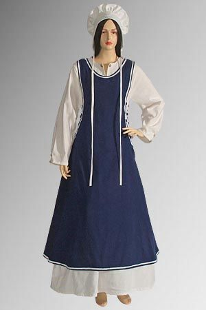 country peasant dress medieval renaissance clothing