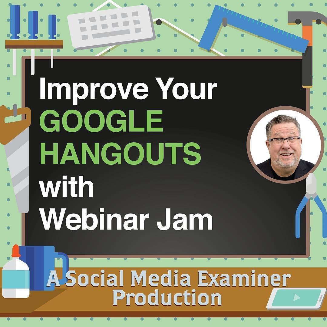 Google Hangouts OnAir is a free webinar platform that has