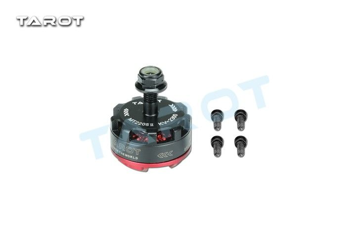 F18894/5 MT2205 II 2300KV Motor CW W TL400H14 / CCW B TL400H15 for DIY RC Multicopter Quadcopter Drone 180/190/200/220