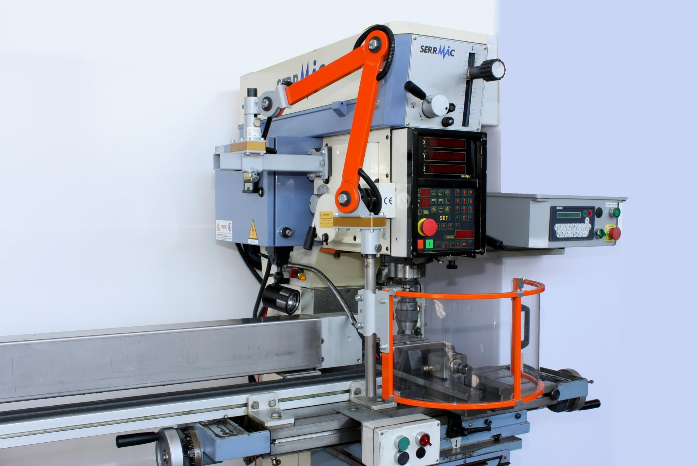 Universal Milling Machine Guard (With images) Milling
