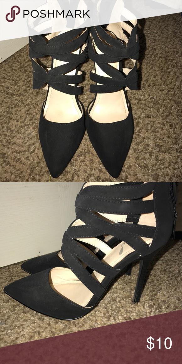 rue 21 black heels   Black heels, Heels