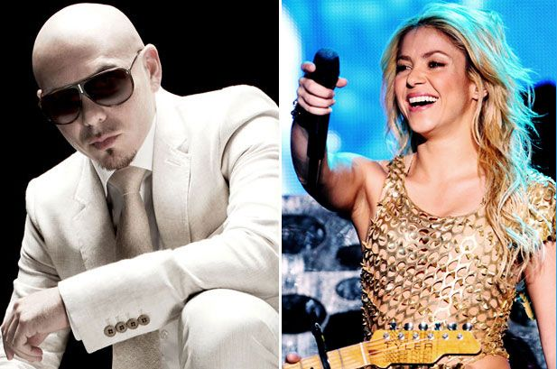 Pitbull and Shakira 'Get It Started' on New Single: Listen | BillBoard.com