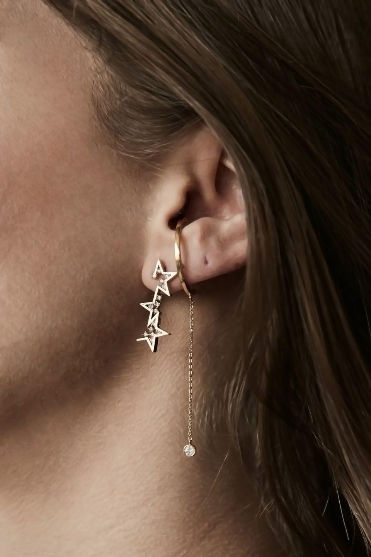 Rue Gembon Cerise Earrings