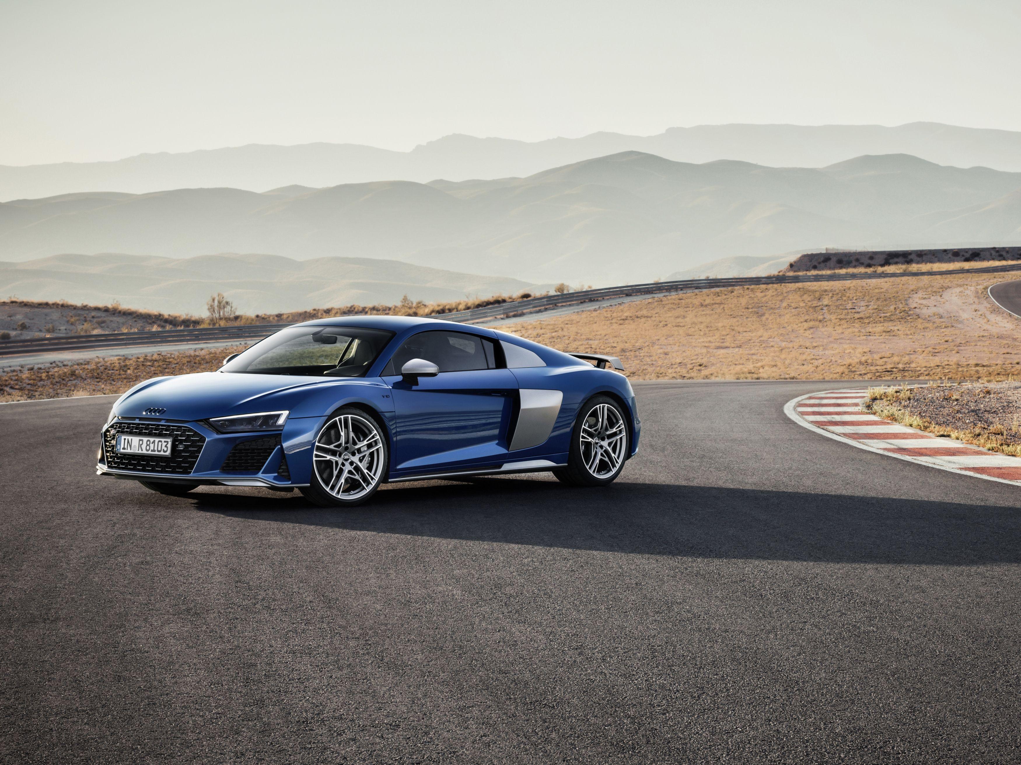 2020 Audi R8 Expert Review Audi Audi R8 Super Cars