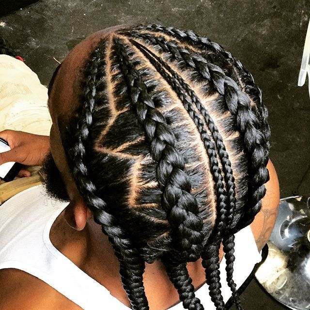 Pin By Makuto Ranon On Natural Hair Latest Braided Hairstyles Cornrow Hairstyles For Men Braid Styles For Men