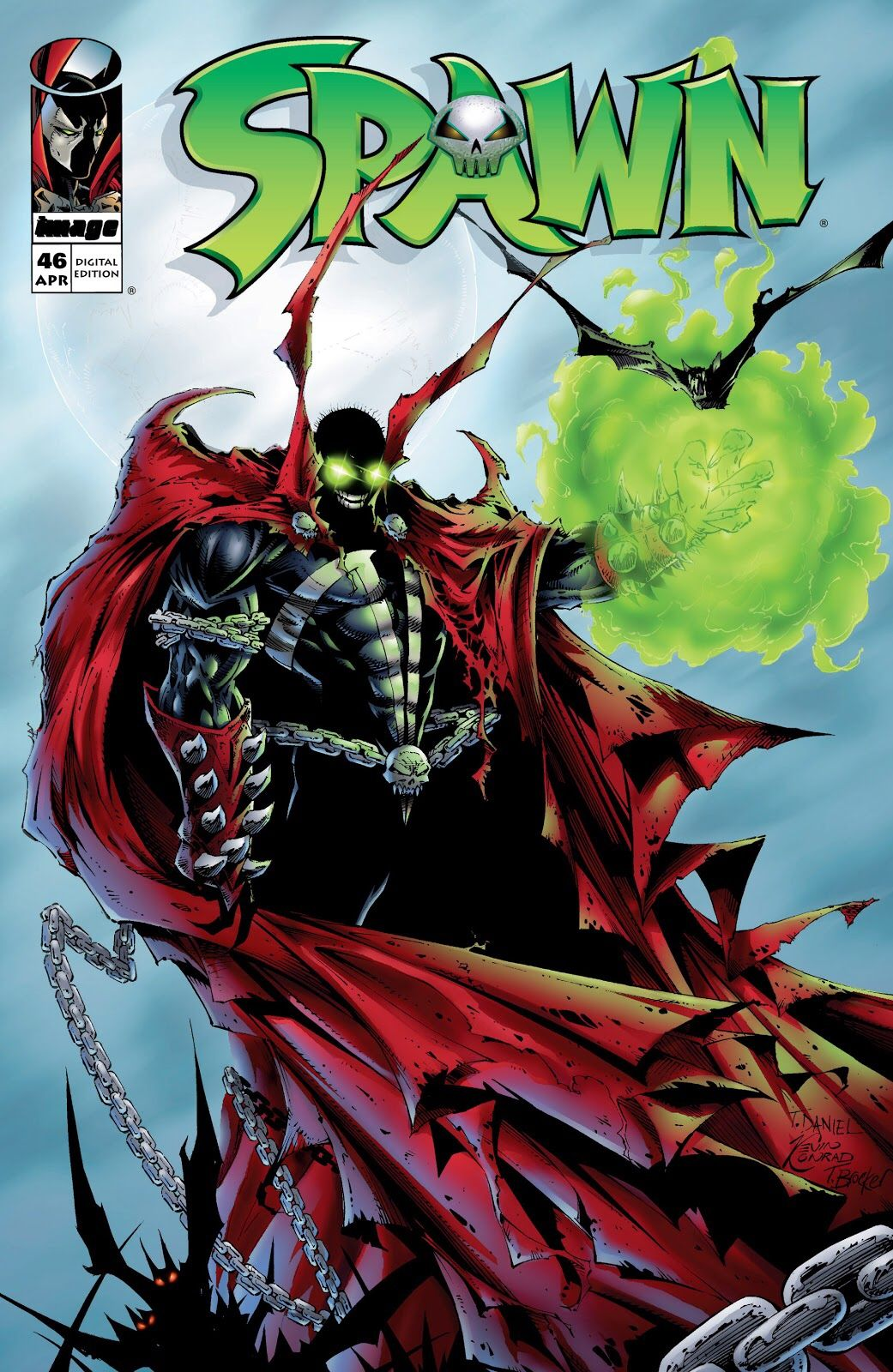 Spawn 150 Spawn, Comic books, Comic pictures