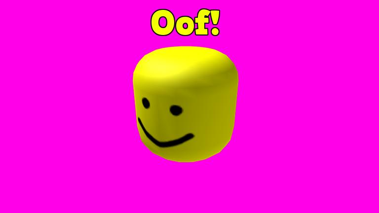 Oof! - Roblox | Some random weird stuff | Roblox memes, Real