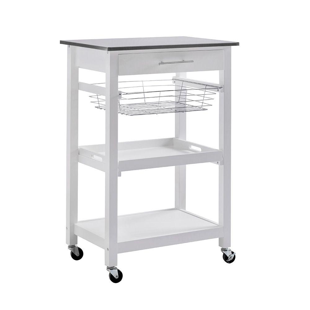 Home In 2020 Kitchen Cart White Kitchen Cart Kitchen Island Cart