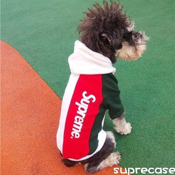 Supreme ルイヴィトン 犬服 シャネル ブラント ペット用品 おしゃれまとめの人気アイデア Pinterest Blossom Ppg ペット ペット服 犬