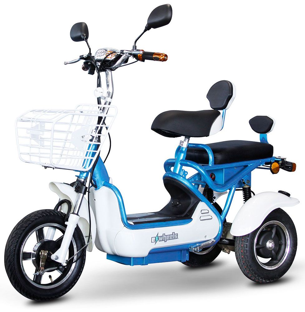 2016 Ew 27 Ewheels Fast Scootaround Crossover Pre Mobility Scooter Mj Electric 3 Wheel