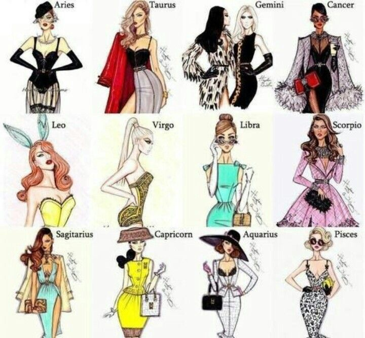 Zodiac Fashion Girls Harry Kotlar Zodiac Gift Guide Pinterest Zodiac Horoscopes And Taurus