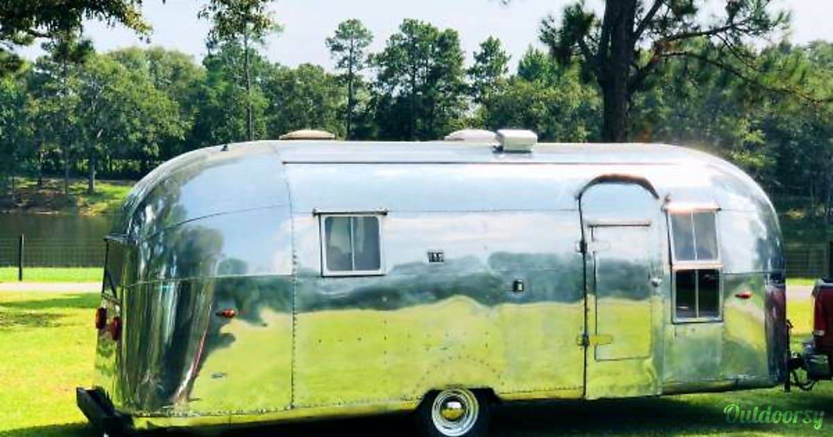 1959 airstream caravanner trailer rental in verona nj