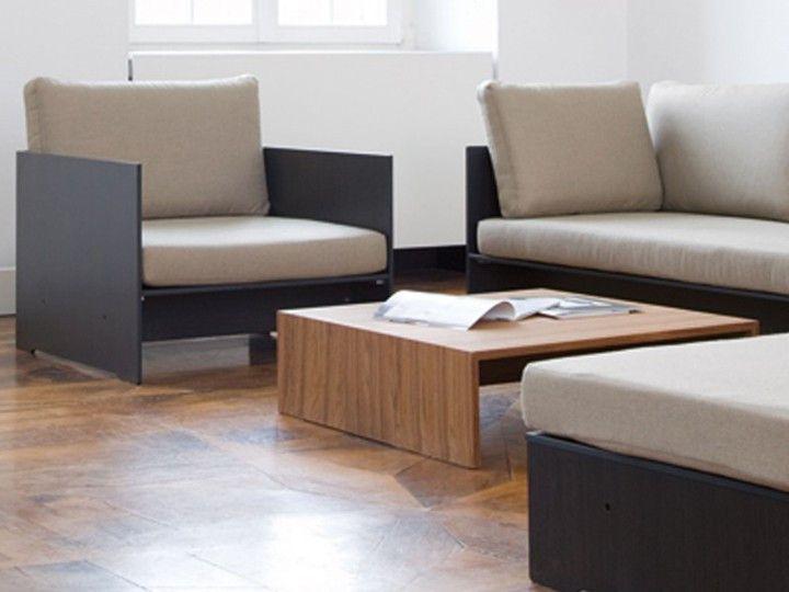 RIVA Lounge Gartensessel In  Outdoor Conmoto HPL #garten - lounge gartenmobel gunstig
