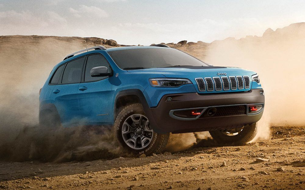 2019 Jeep Cherokee Crafted For More Jeep cherokee
