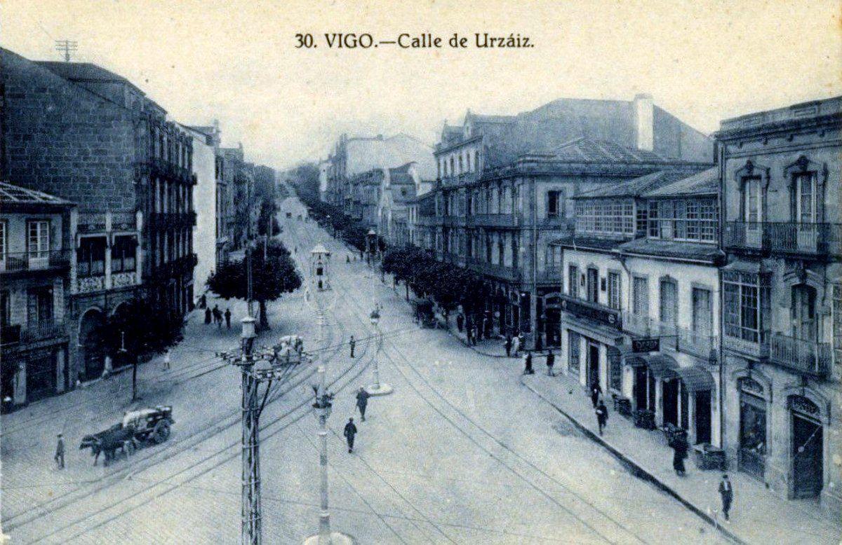 Rúa de Urzaiz