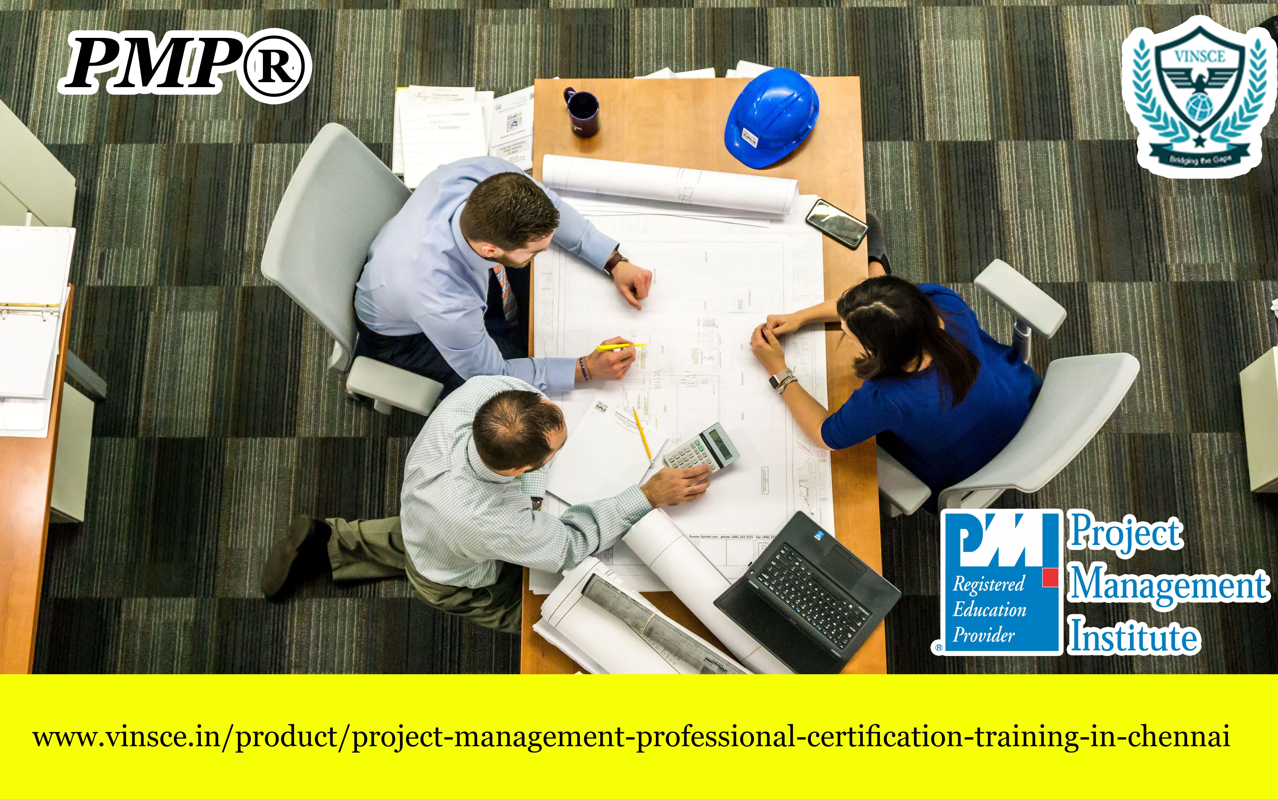 Pmp Classroom Training In Chennai New Upcoming Weekend Batch For