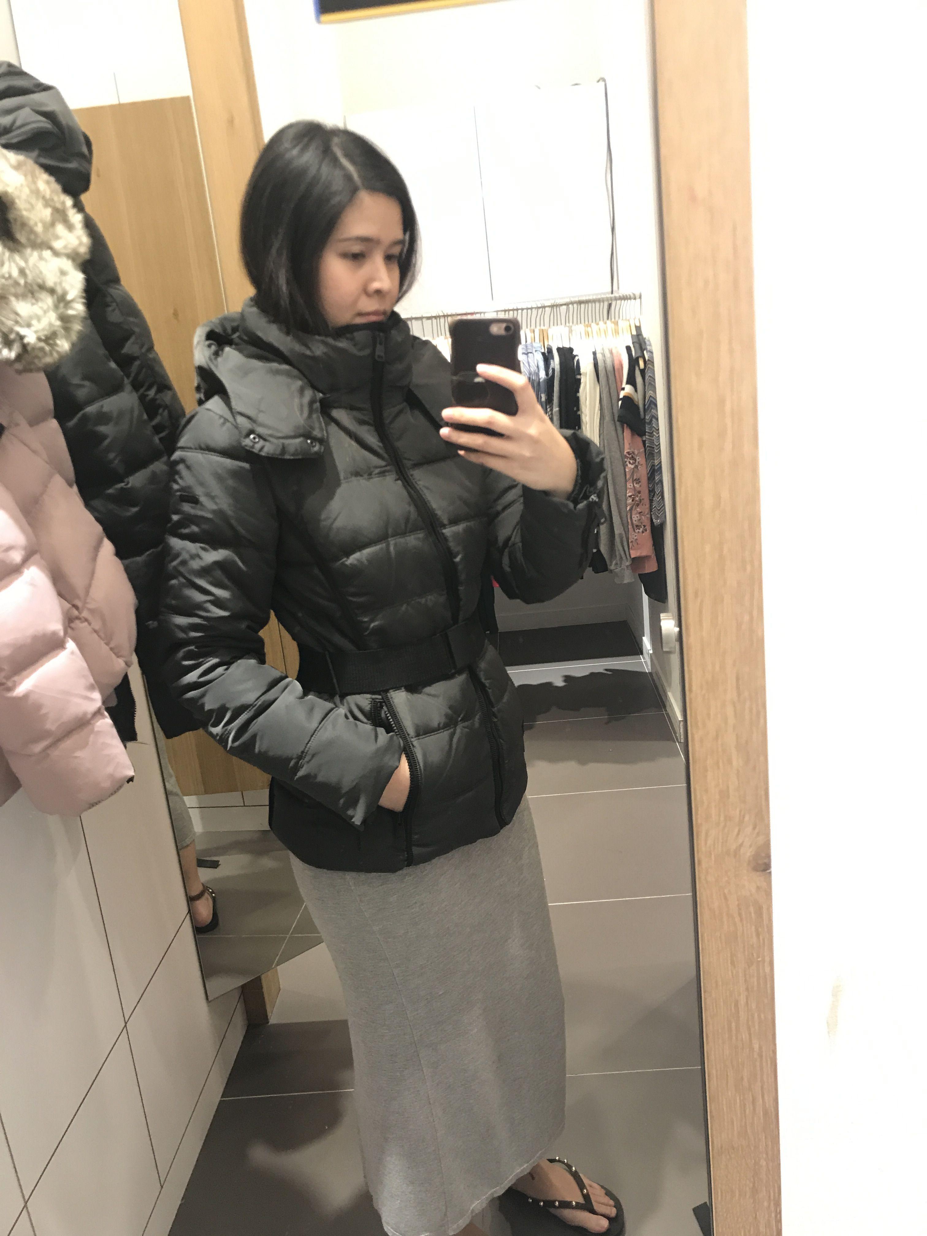 Esprit Belted Winter Jacket Esprit Fashion Ootd Winter Winter Jackets Fashion Jackets [ 4032 x 3024 Pixel ]