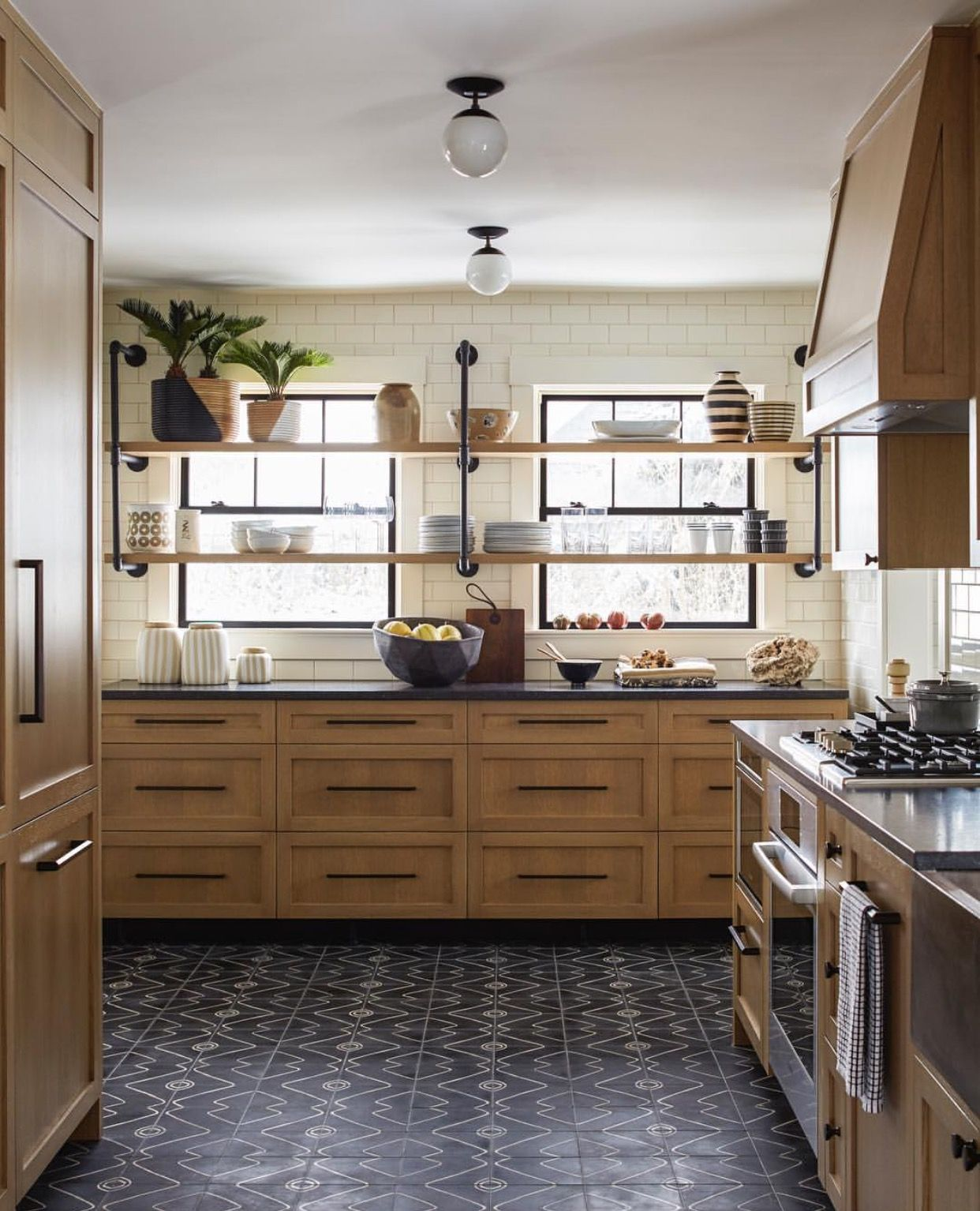 Looking for modern farmhouse kitchen inspiration Designer