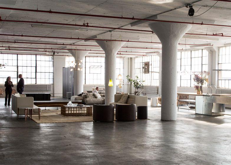 exhibition pairs work of piero lissoni with ny designers - Industrial Interior Design Blog