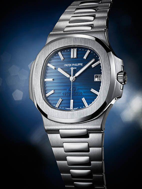 e830a6a6c76 La Cote des Montres   La montre Patek Philippe Nautilus référence 5711 1P –  Edition