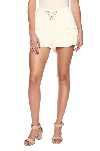 35$  Watch here - http://vituy.justgood.pw/vig/item.php?t=qrdeb40711 - Windswept Lace Up Shorts 35$