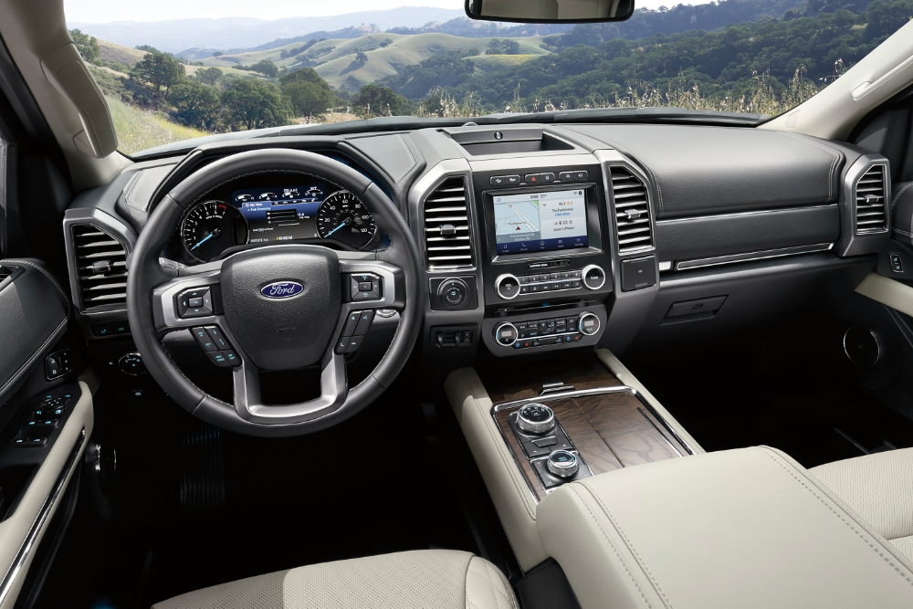 With A Towing Capacity Up To 9 300 Lbs Spacious Interior With