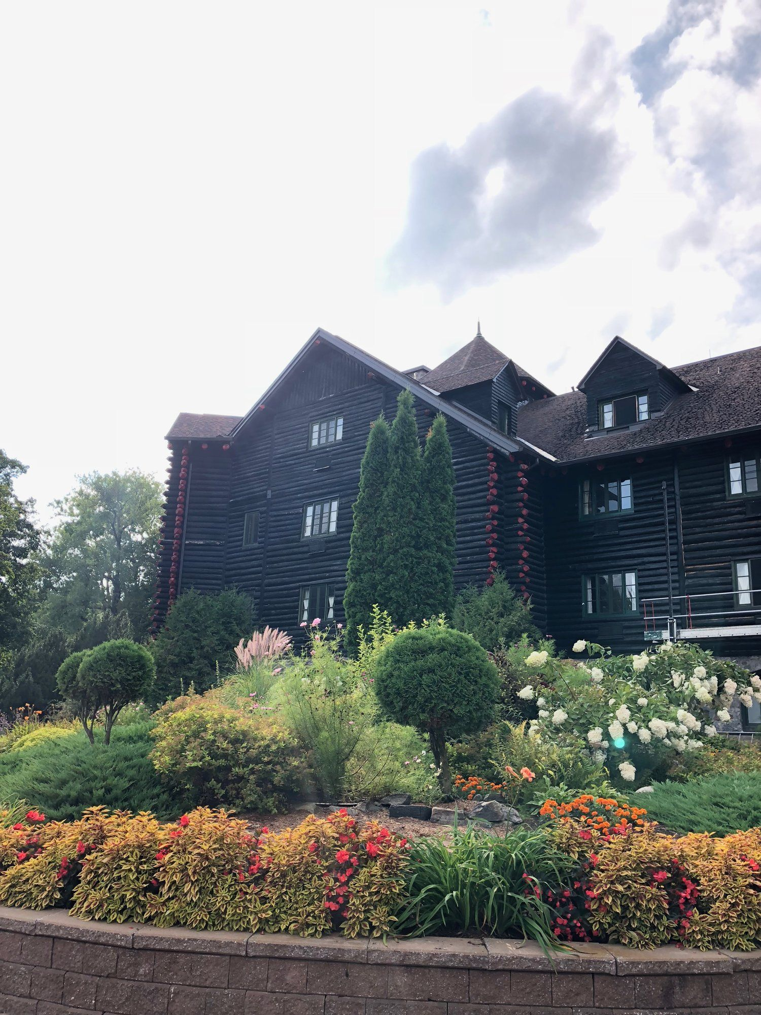 Family Travel Escape to the Chateau Montebello — Kids in