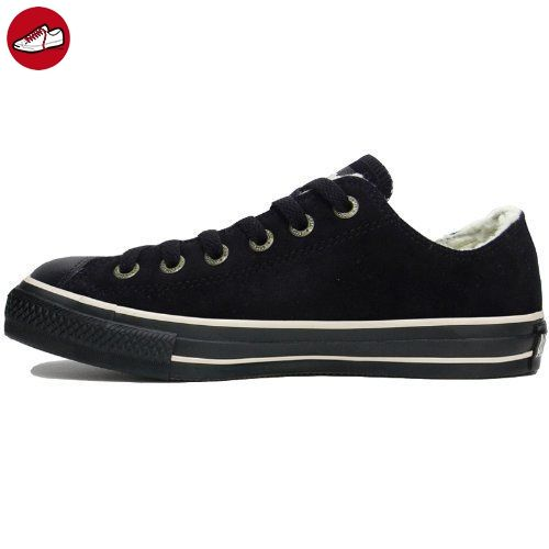 Converse Chuck Taylor All Star Ox SHEARLING BLACK 117842