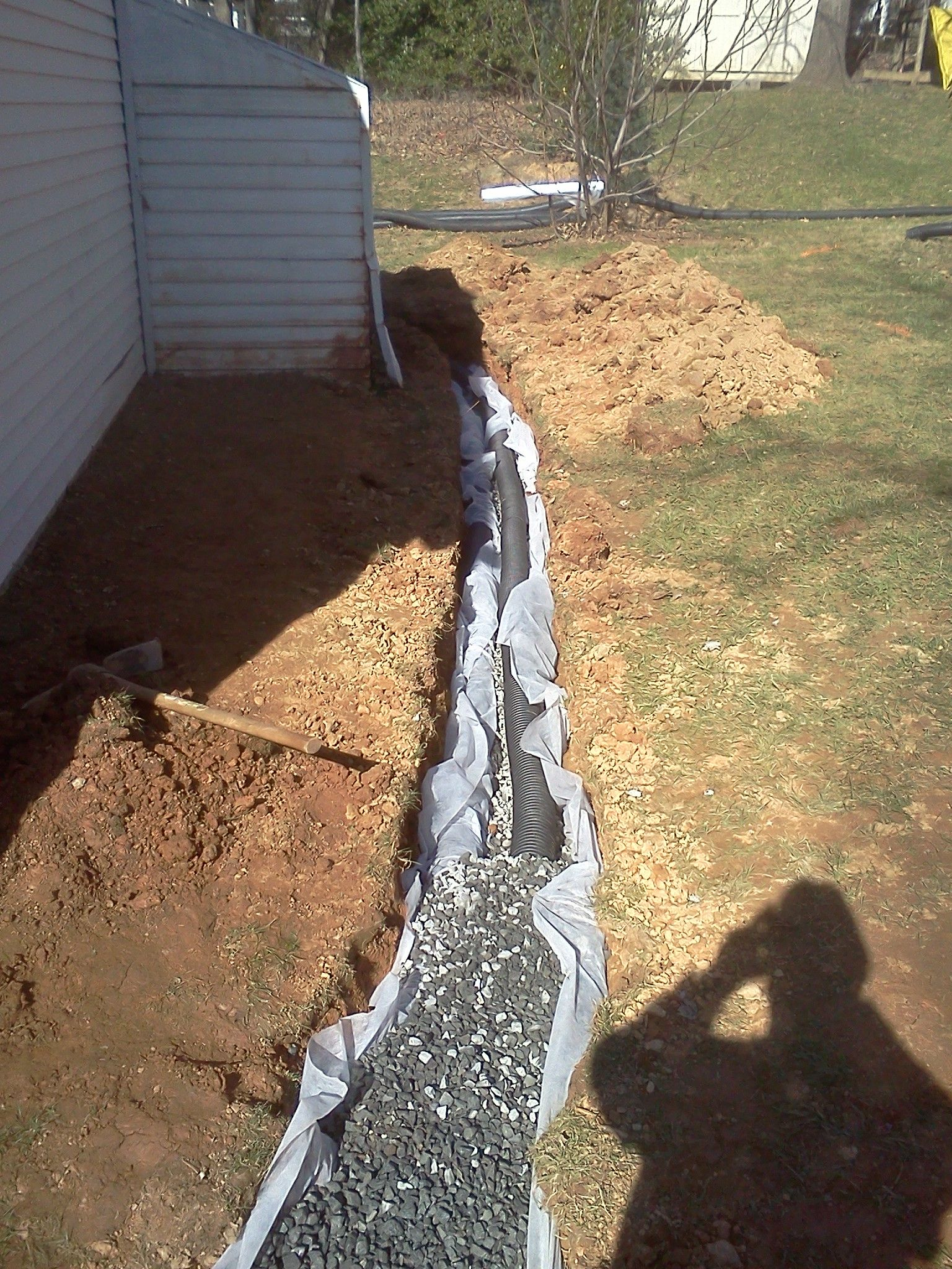 preventing water issues in your basement and foundation french