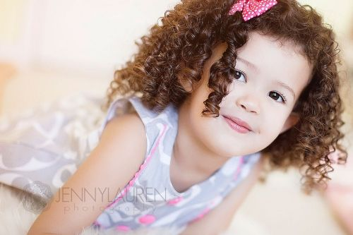 Baby Girls With Curly Hair 30 Awesome Hairstyles For