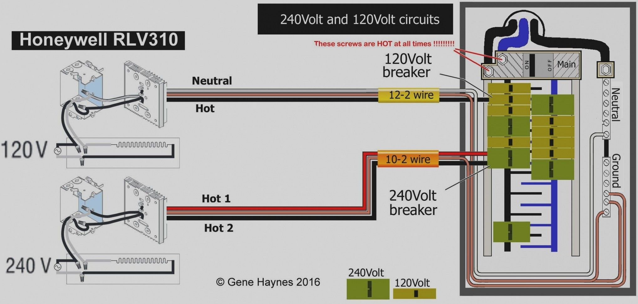 120v Switch Wiring Diagram