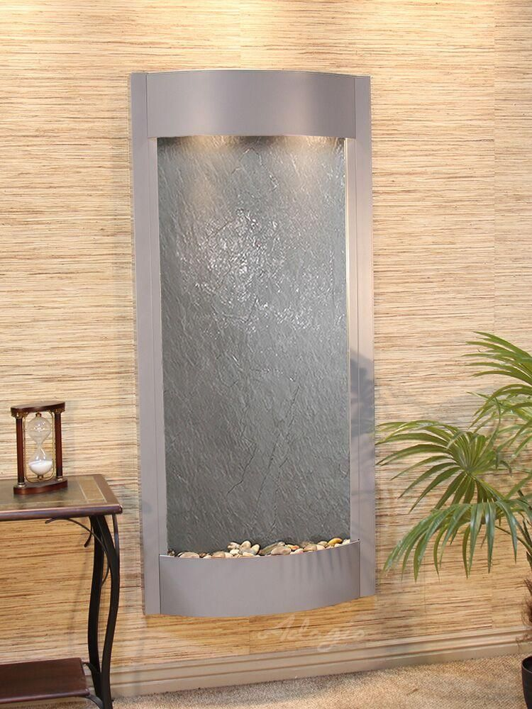 Adagio Pacifica Waters Wall Fountain Fountain Tabletop