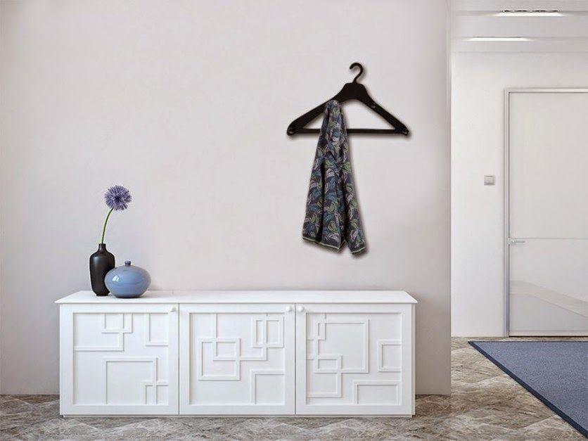5 percheros originales para decorar tu hogar | Percheros originales ...