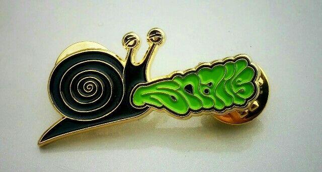 Heady Snails #Hat #Pin #Snails #Dubstep #Lapel pin festival pin - heady pin - #heady #hat #pin - snails pin - #enamel pin - #Vomitstep - #Slug Life https://www.etsy.com/shop/MusicFestivalWear