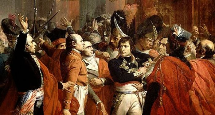 Wordpress Com Napoleon Painting Bonaparte