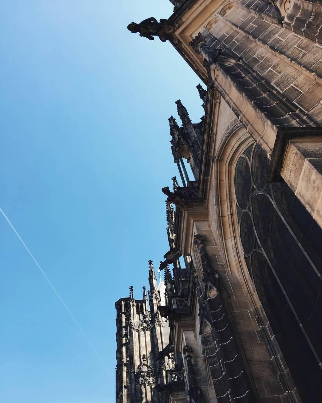 #monuments #architecture #travel #europe #ig #photography #art #history #photo #photooftheday  #monuments #architecture #travel #europe #ig #photography #art #history #photo #photooftheday #instatravel #travelphotography #czechrepublic #prague #praha #architecturephotography #sculptures #beautiful #cathedral #sky #blue #bluesky #building