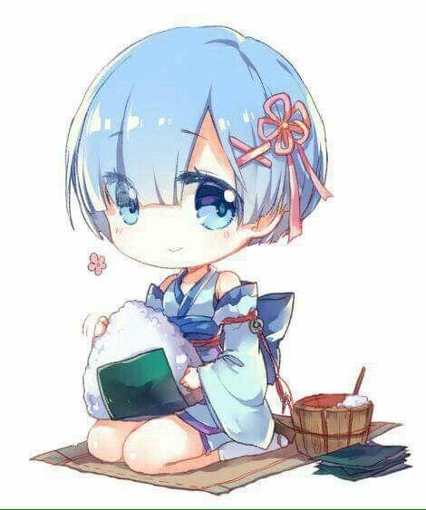 Anime Girl Zero: Anime Chibi, Anime Và Chibi