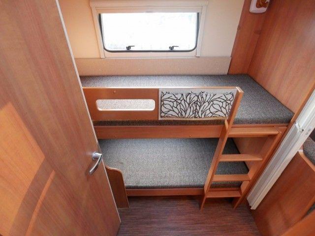 Caravan Met Stapelbed Te Koop.Te Koop Hobby 545 Kmf La Vita Stapelbed Kroon Campers En Caravans Bv