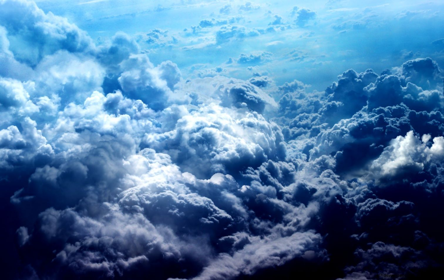 Clouds Desktop Wallpaper Hd Clouds Sky And Clouds Blue Sky Clouds