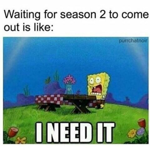 That Is So Me I Need It But Being Patient Is The Key To Better Episodes Kids Shows Spongebob Ladybug But i need the beat drop. pinterest
