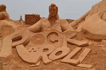 Não perca o 10º Festival Internacional de Escultura em Areia em Albufeira até 25 de Outubro 2012   Escapadelas.com