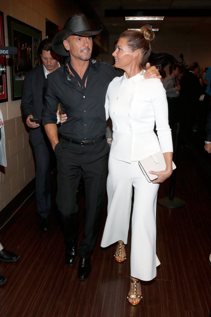 Pin for Later: Tim McGraw and Faith Hill's Love Was Country Strong at the ACMs