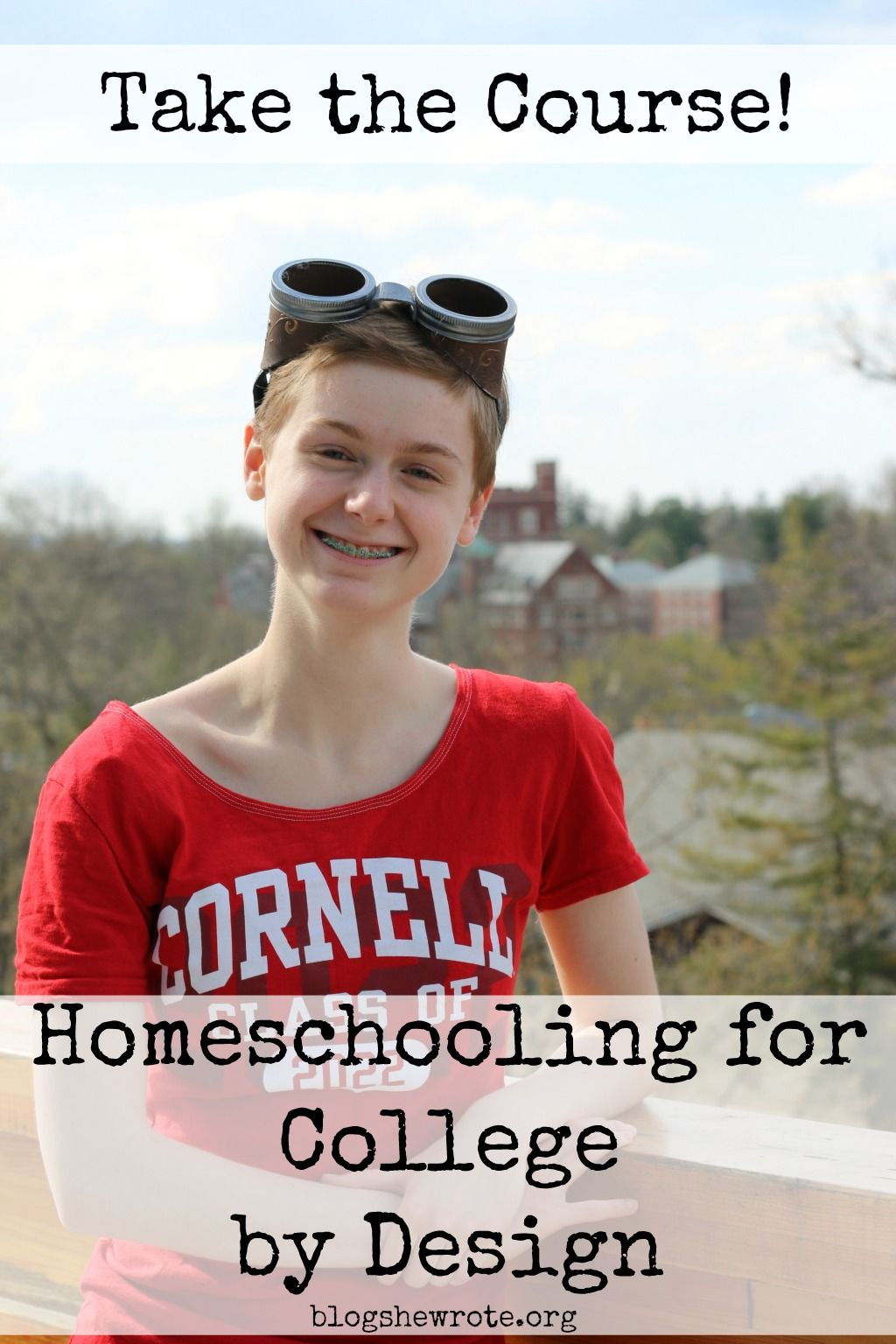 Homeschooling For College By Design Course