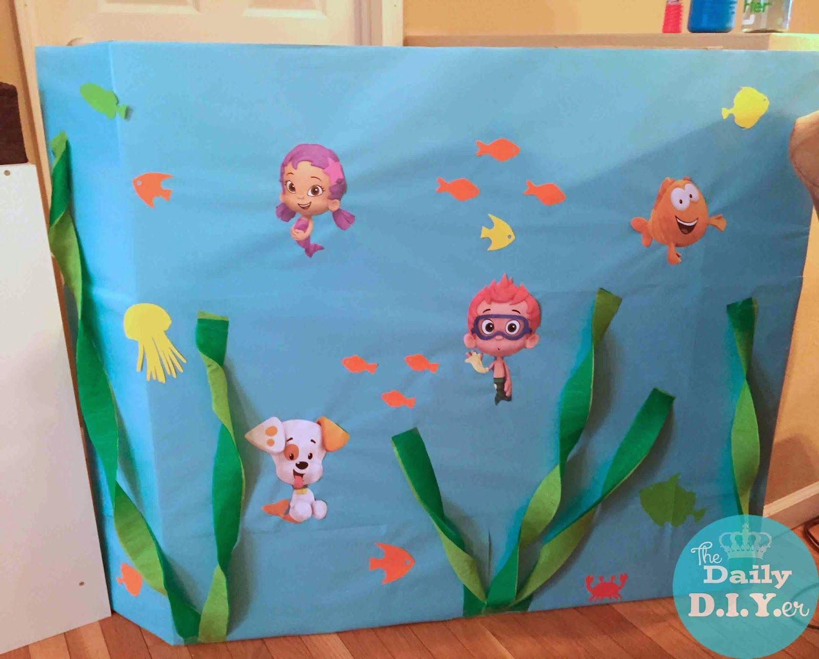 bubble guppy bubble guppies check out this item in my etsy shop