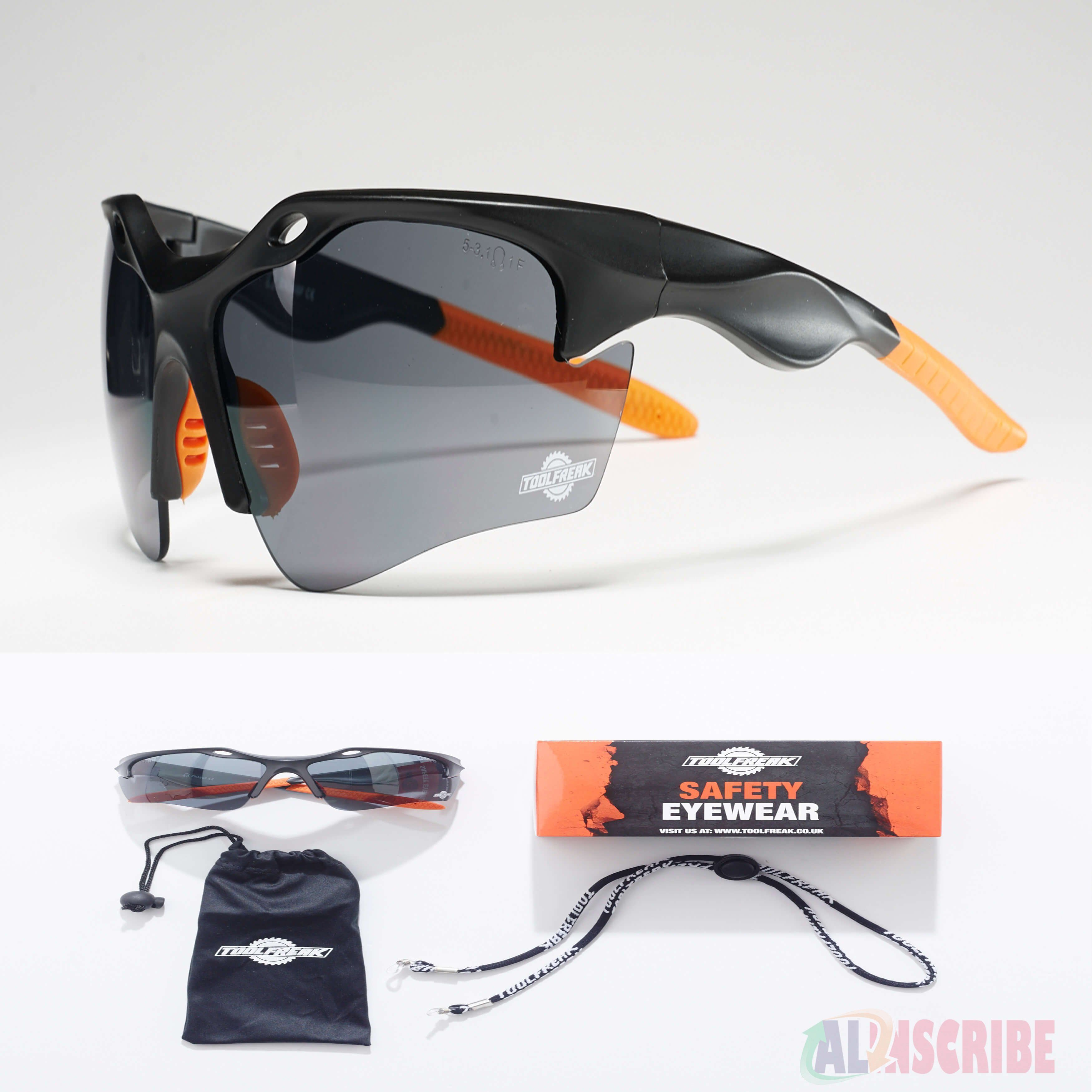 Safety Glasses Select the best safety glasses for your