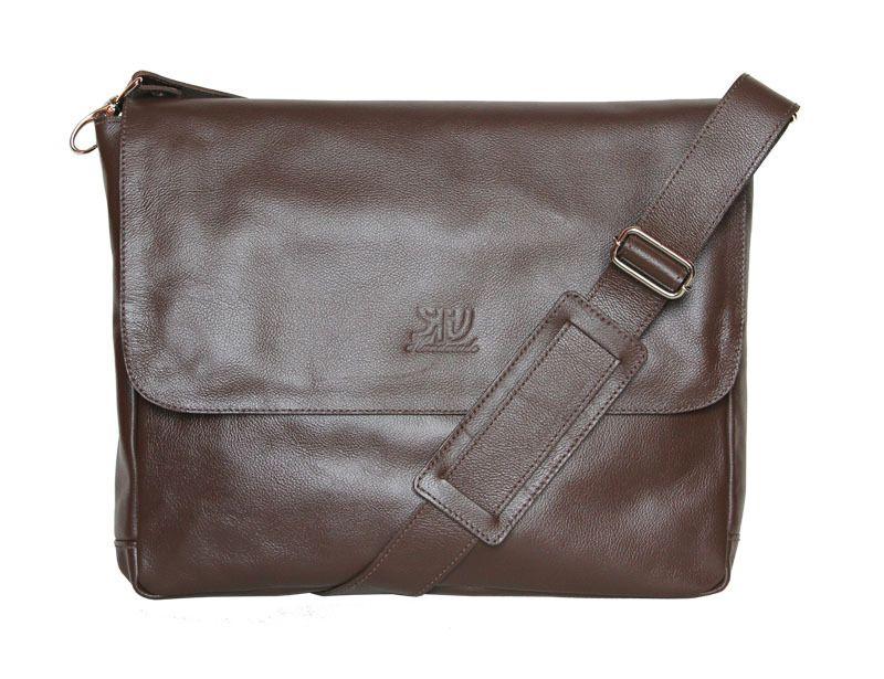 b0af6befede bolsa-pasta-couro-masculina-marrom-laptop-notebook-executiva-carteiro -kievv-menor