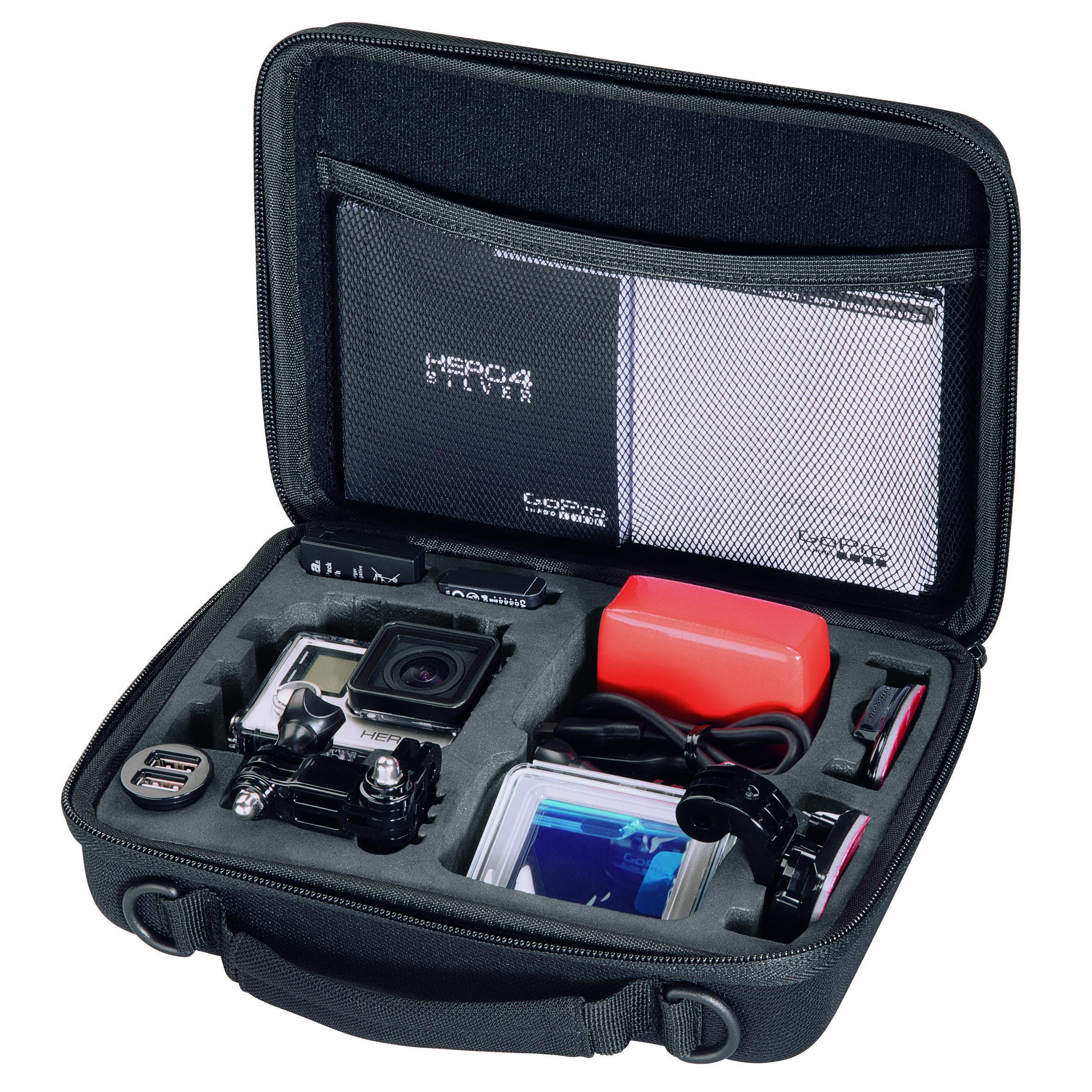 Sácale el máximo partido a tu GoPro con la nueva gama de accesorios especiales de Hama.