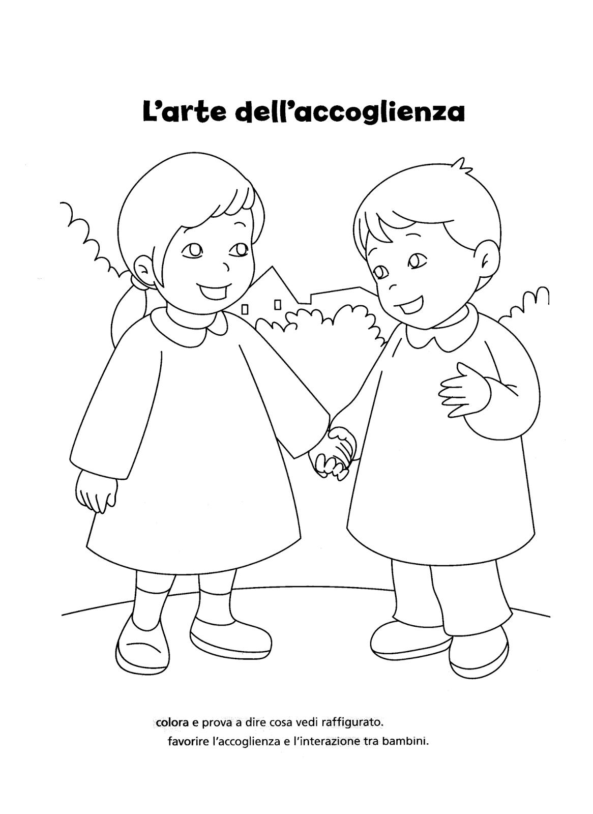 Schede Didattiche Per Bambini Autistici Scuola Dell Infanzia