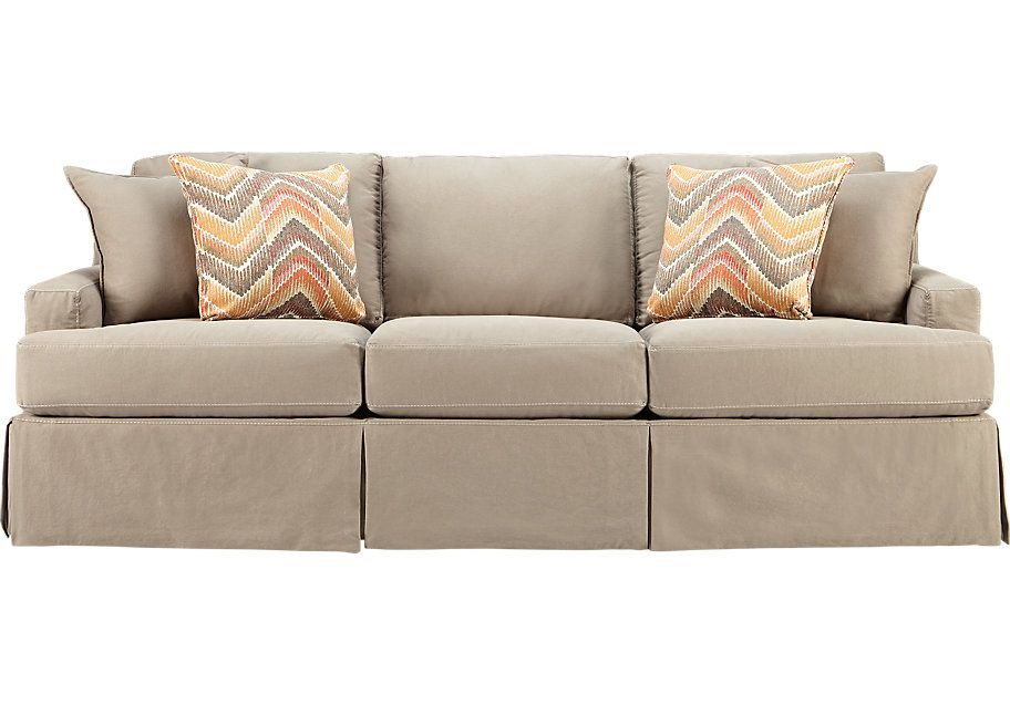 picture of cindy crawford home cape may smoke sleeper from sleeper sofas furniture - Cindy Crawford Furniture