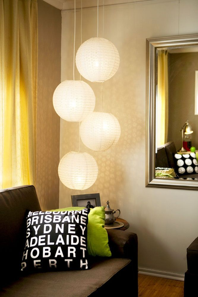 Muliple Hanging Paper Lamps Yahoo Image Search Results Paper
